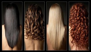 Наращивание волос. Уход фото