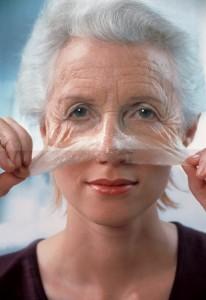 уход за увядающей кожей фото