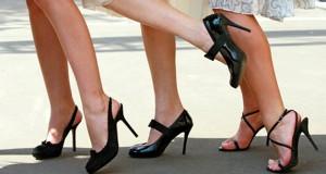 Женственная походка фото