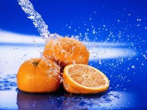 Апельсиновый скраб фото