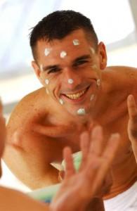 Мужской скраб для лица фото