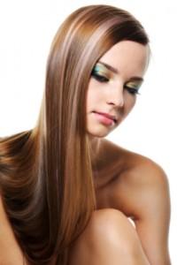 Уход за окрашенными волосами фото