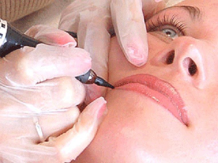 Перманентный макияж сочи