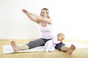 как сохранить фигуру после родов фото
