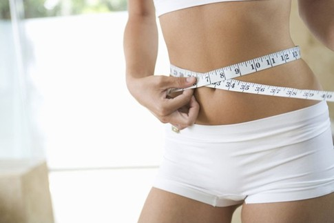 как убрать жир в области коленей