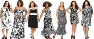 платья, скрывающие недостатки фигуры фото