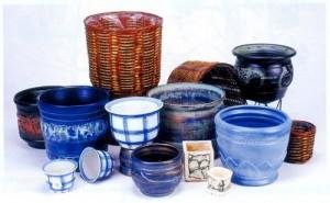 посуда для комнатных растений фото