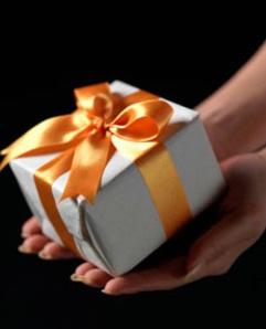 подарок-знак уважения фото