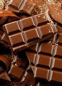 шоколадный скраб фото