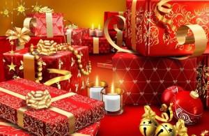 выбор подарка на Новый год фото