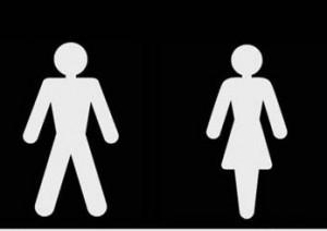 Женская и мужская фигура фото