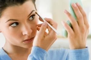 Кисти для макияжа глаз фото
