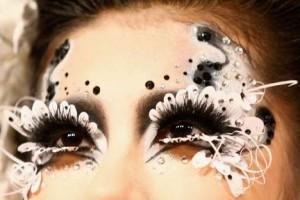 Красивый праздничный макияж фото