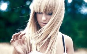 Уход за обесцвеченными волосами фото