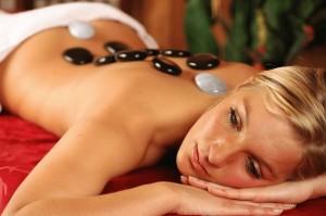 Базальтовые камни для массажа фото